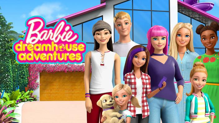 Barbie roberts: sirène sous couverture - 2ème...