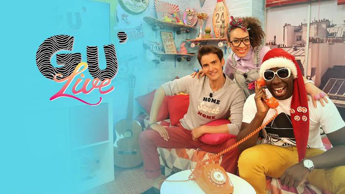 Gu'live - gwendal & manuela diaz - manche 3