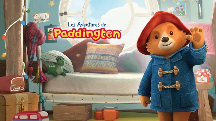 Paddington et le tableau