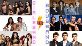 image du programme BATTLE GIRLS BAND / BOYS BAND