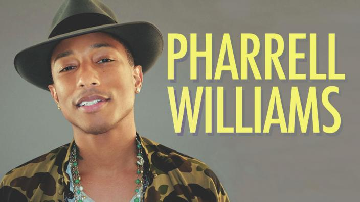 Image du programme PHARRELL WILLIAMS
