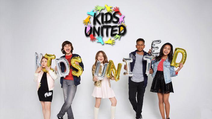 Image du programme 100% KIDS UNITED