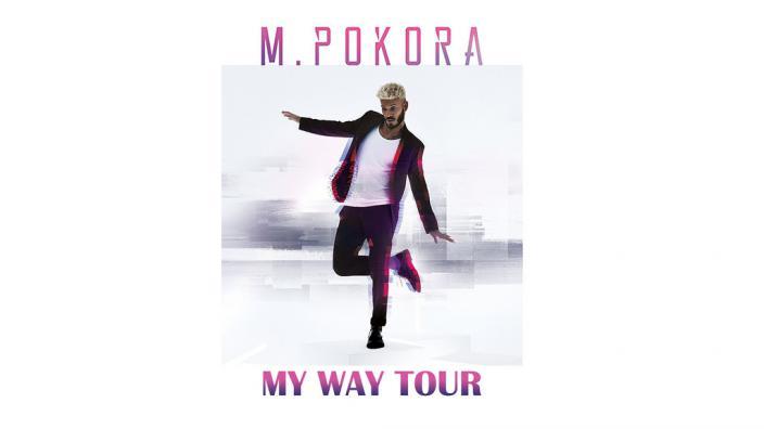 Image du programme M. Pokora - My Way Tour