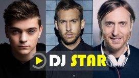 image du programme DJ STAR