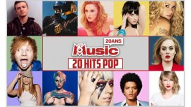 image du programme 20 HITS POP