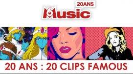 image du programme 20 ANS - 20 CLIPS