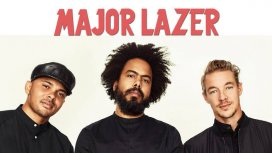 image du programme MAJOR LAZER
