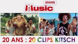 image du programme 20 ANS - 20 CLIPS KITSCH