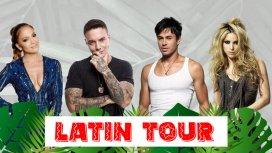 image du programme LATIN TOUR