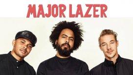 image du programme MAJOR LAZER