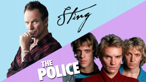 POLICE & STING