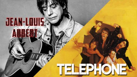 TELEPHONE & JEAN-LOUIS AUBERT
