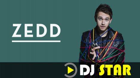 DJ STAR : ZEDD