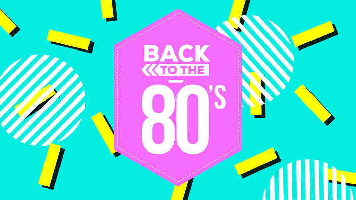 Back to the 80's du 05/01/2020