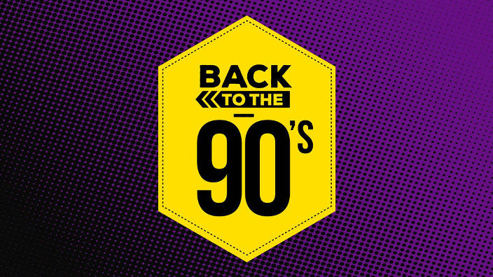 Back to the 90's du 12/01/2020