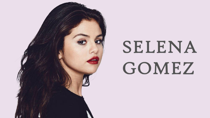 Selena gomez du 13/01/2020