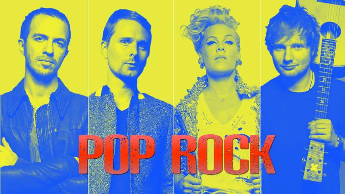 Pop rock du 30/01/2020
