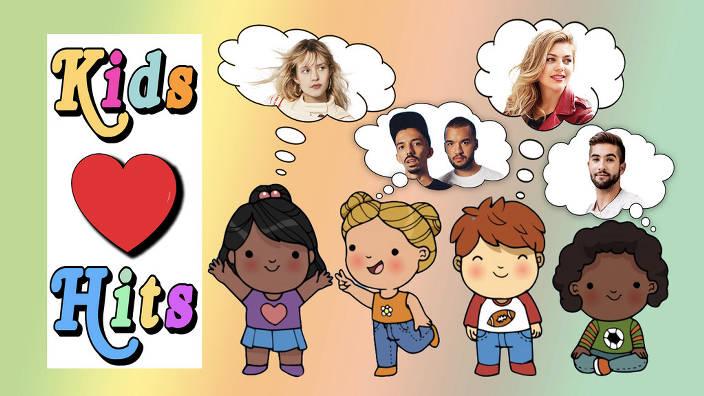 Kids love hits du 02/02/2020