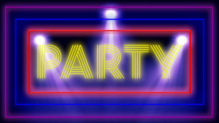 Party du 14/02/2020