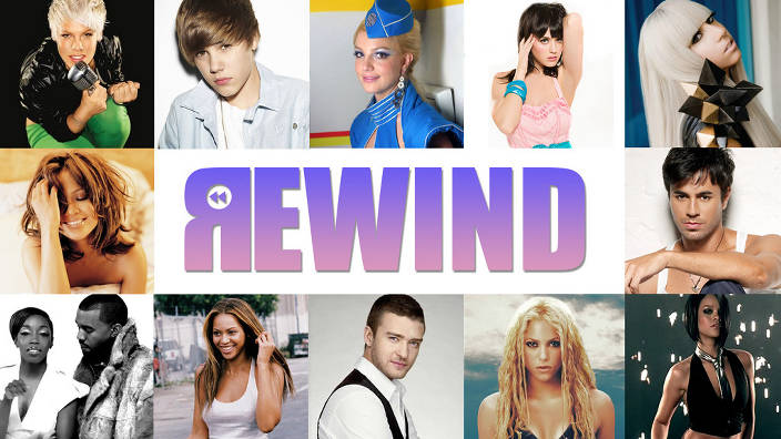 Hits rewind du 16/02/2020