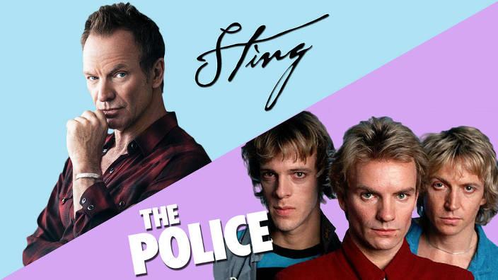 Police & sting du 20/02/2020