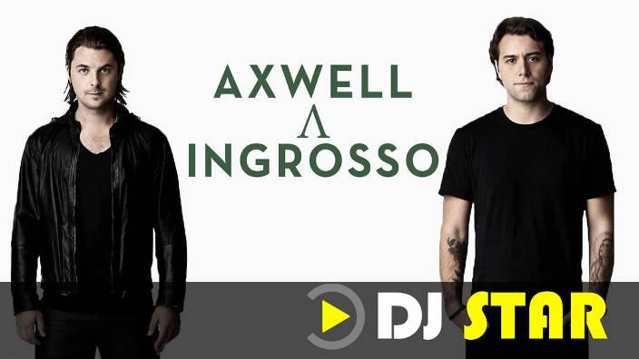 Dj star : axwell & ingrosso du 22/02/2020