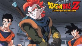 image du programme Dragon ball Z : l'attaque du Dragon