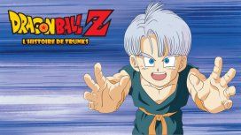 image du programme Dragon ball Z : l'histoire de Trunks