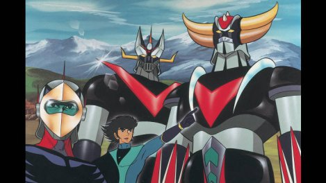 Goldorak, Getter Robot G et Great Mazinger contre