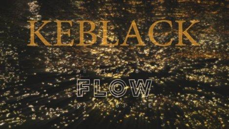 Keblack en concert au Flow, Paris, 2017