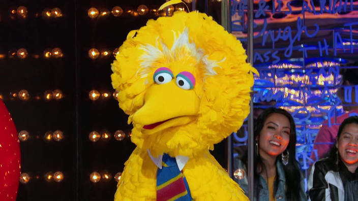 0006. Big Bird vs Jason Schwartzman