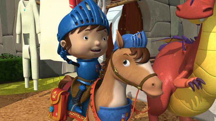 Image du programme Mike le chevalier