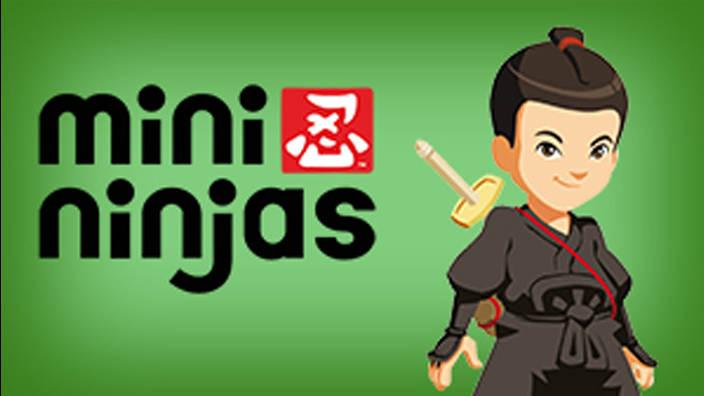 Image du programme Mini Ninjas