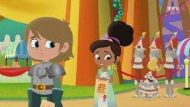 image du programme Nella princesse chevalier