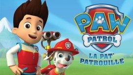 image du programme Paw Patrol, la Pat'Patrouille