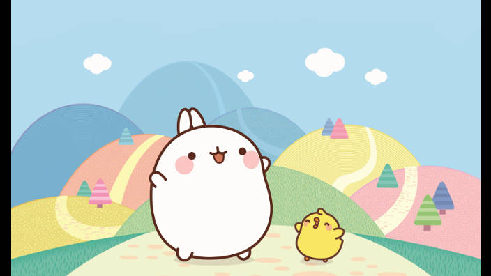 Molang - Safari