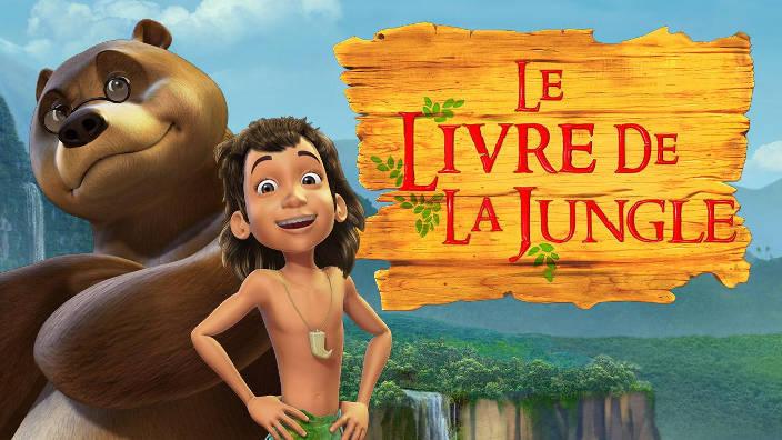 Image du programme Le livre de la jungle