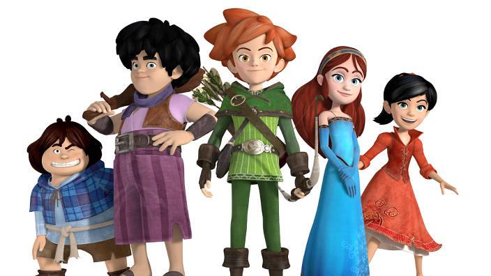 Image du programme Robin des bois