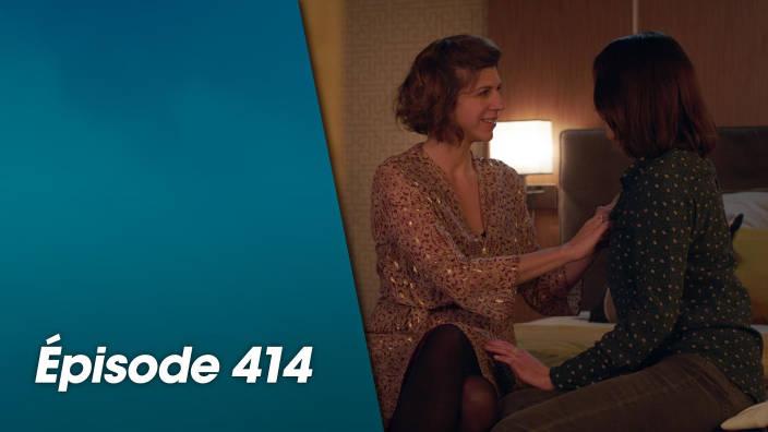 Demain nous appartient - Episode 414