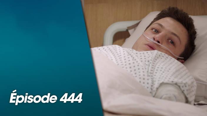 Demain nous appartient - Episode 444