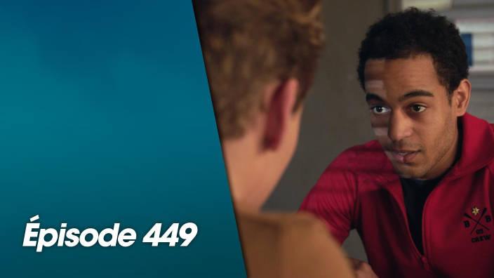 Demain nous appartient - Episode 449