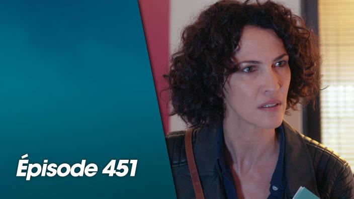 Demain nous appartient - Episode 451