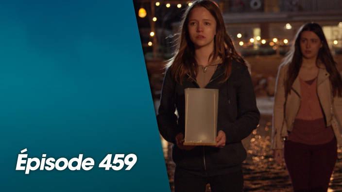 Demain nous appartient - Episode 459