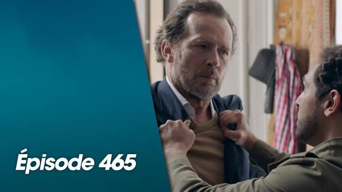 Demain nous appartient - Episode 465
