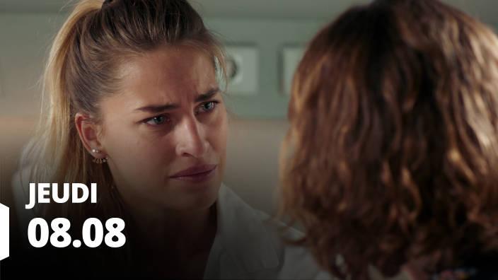 Demain nous appartient - Episode 525