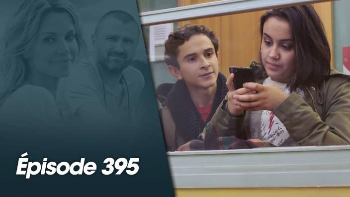 Demain nous appartient - Episode 395