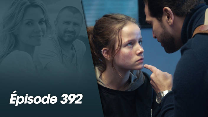 Demain nous appartient - Episode 392