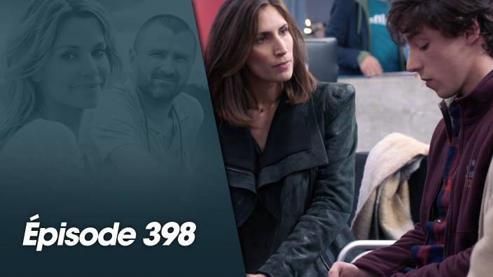Demain nous appartient - Episode 398