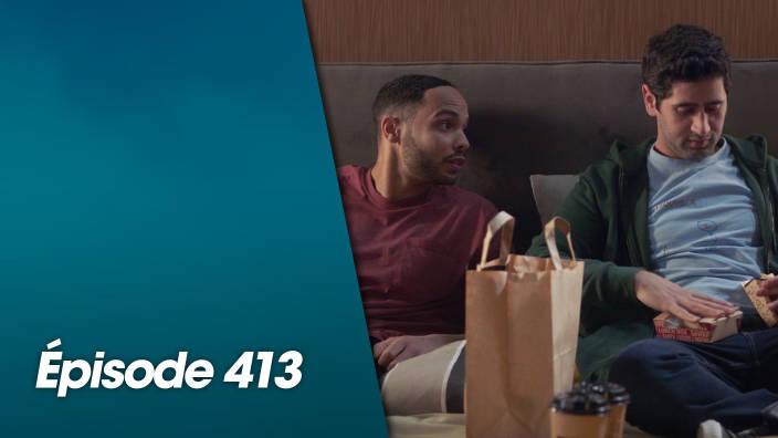 Demain nous appartient - Episode 413