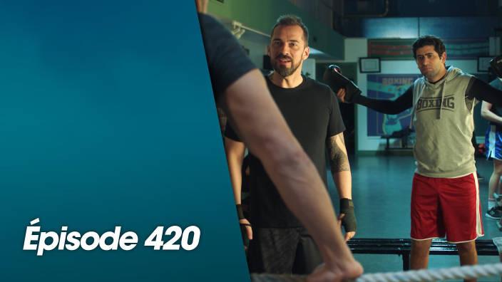 Demain nous appartient - Episode 420